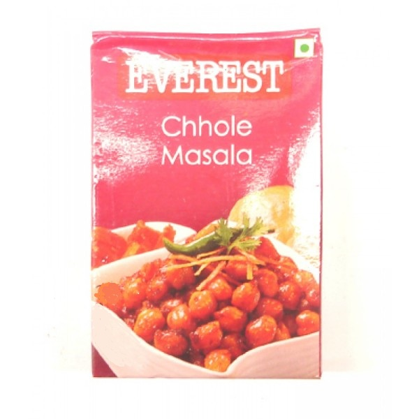 EVEREST CHHOLE MASALA POUCH - 10 GM