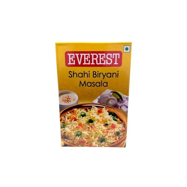 EVEREST SHAHI BIRYANI MASALA - 25 GM