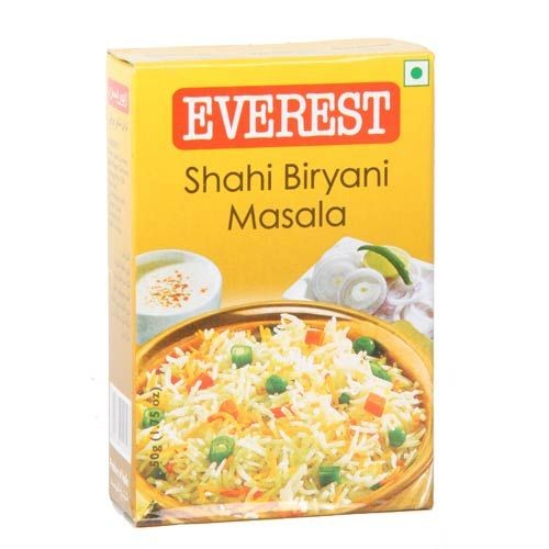 EVEREST SHAHI BIRYANI MASALA - 50 GM