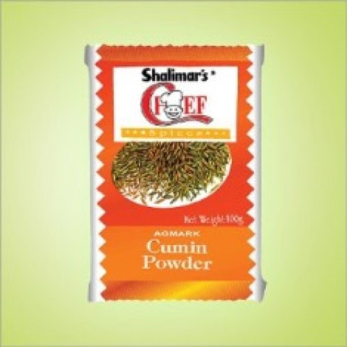 SHALIMAR CUMIN POWDER - JEERA - JIRA - 50 GM