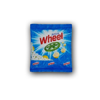 ACTIVE WHEEL DETERGENT POWDER - 180 GM