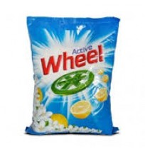 ACTIVE WHEEL DETERGENT POWDER - 800 GM