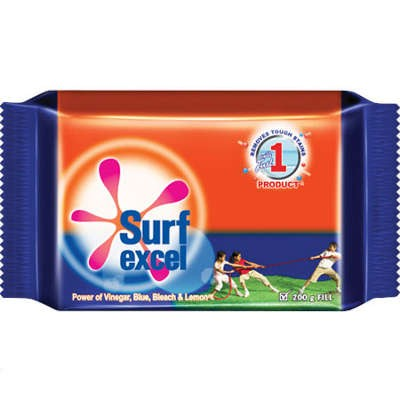 SURF EXCEL DETERGENT BAR - 250 GM