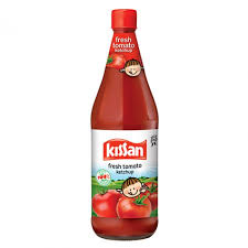 KISSAN FRESH TOMATO KETCHUP - 500 GM