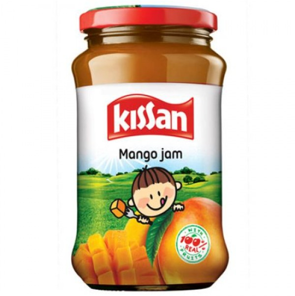 KISSAN MANGO JAM - 188 GM