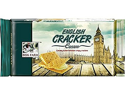 BISK FARM ENGLISH CRACKER BISCUITS - 150 GM