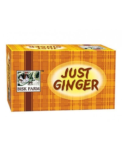 BISK FARM JUST GINGER BISCUITS - 250 GM