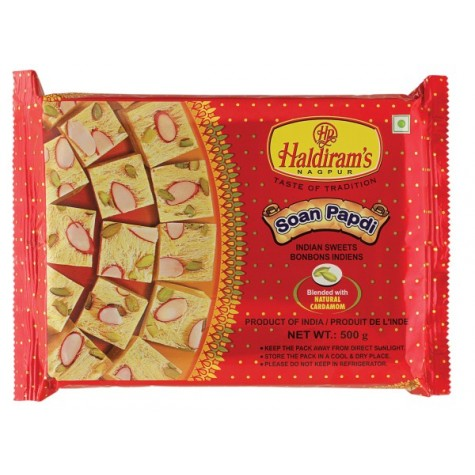 HALDIRAMS SOAN PAPDI REGULAR - 200 GM