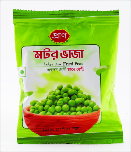 PRAN FRIED PEAS (MATAR BHAJA) - 20 GM