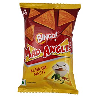 BINGO MAD ANGLES ACHAARI MASTI - 18 GM X 2