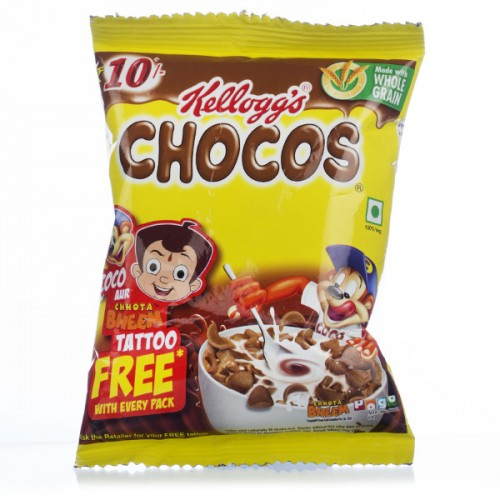 KELLOGGS CHOCOS - 27 GM