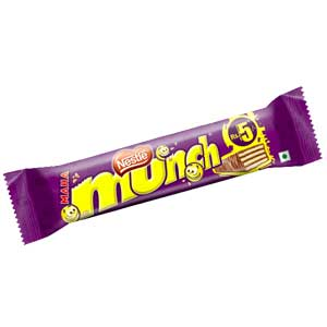 NESTLE MUNCH - 10 GM X 2