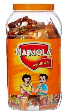HAJMOLA REGULAR - 160 PCS
