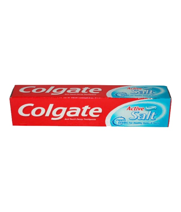 COLGATE ACTIVE SALT TOOTHPASTE - 48 GM