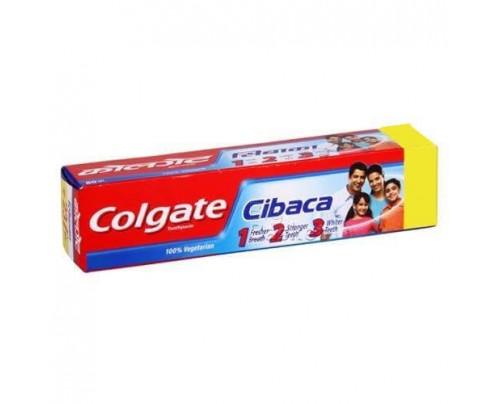 COLGATE CIBACA TOOTHPASTE - 80 GM