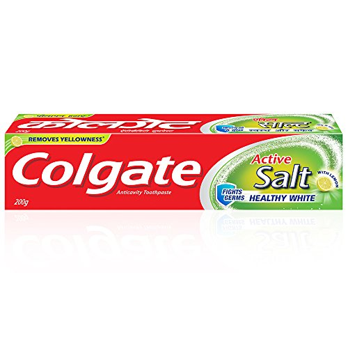 COLGATE ACTIVE SALT AND NEEM TOOTHPASTE - 200 GM