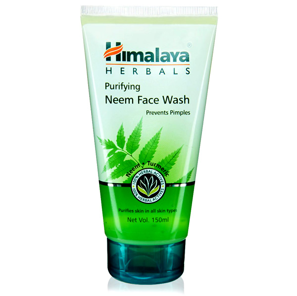 HIMALAYA PURIFYING NEEM FACE WASH - 50 GM