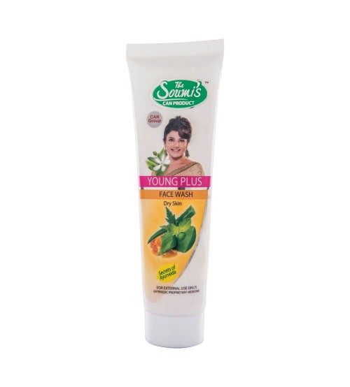THE SOUMIS CAN PRODUCT CAN YOUNG FACE WASH -100 ML