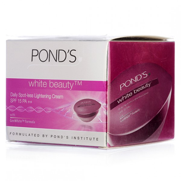 PONDS WHITE BEAUTY FAIRNESS CREAM SPF 15 PAA - 35 GM