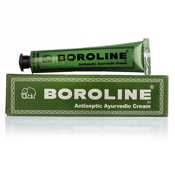 BOROLINE ANTISEPTIC AYURVEDIC CREAM TUBE - 20 GM