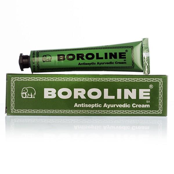 BOROLINE ANTISEPTIC AYURVEDIC CREAM - 20 GM