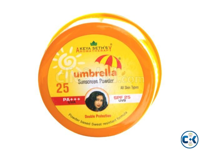 KEYA SETH 50 UMBRELLA SUNSCREEN SPF 25 FACE POWDER - 100 ML