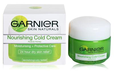 GARNIER NOURISHING COLD CREAM - 18 GM