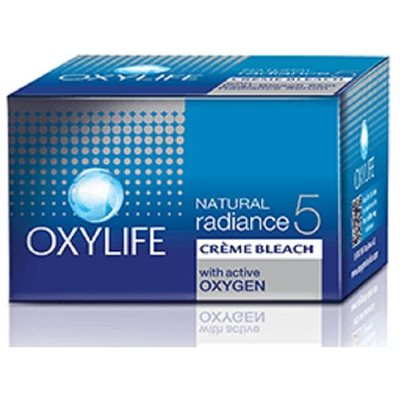 OXYLIFE NATURAL RADIANCE CREME BLEACH - 27 GM