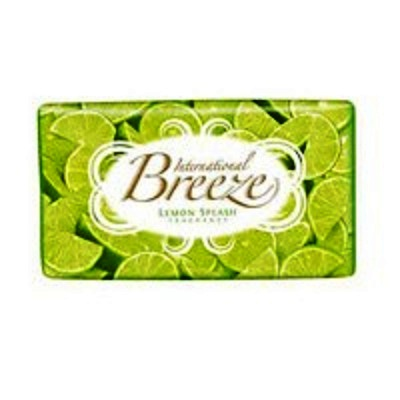 BREEZE INTERNATIONAL LEMON SPLASH SOAP - 50 GM