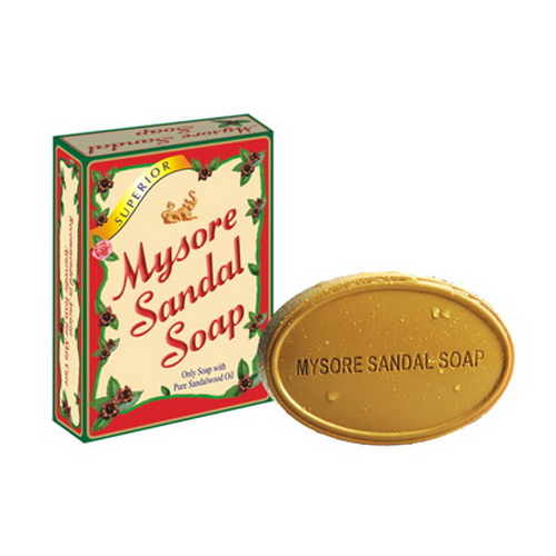 MYSORE SANDAL SOAP - 75 GM