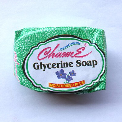 CHASME GLYCERINE SOAP - 100 GM