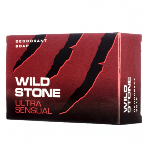 WILD STONE ULTRA SENSUAL SOAP (RED) - 100 GM
