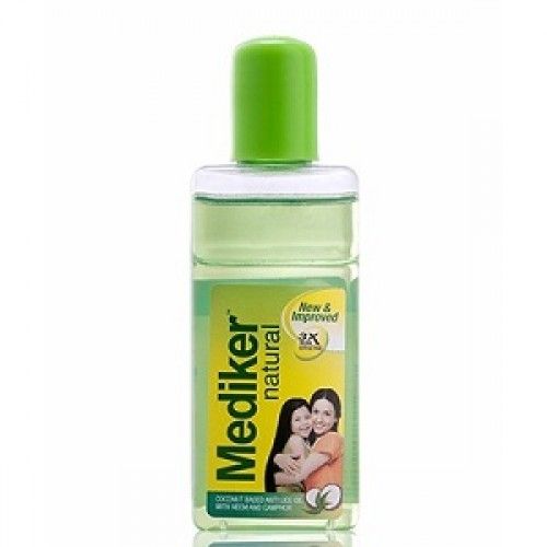 MEDIKER NATURAL HAIR OIL - 50 ML