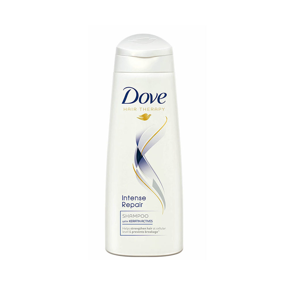 DOVE INTENSE REPAIR SHAMPOO AND CONDITIONER - 75 ML
