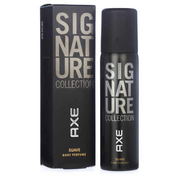 AXE SIGNATURE COLLECTION SUAVE BODY PERFUME - 122 ML