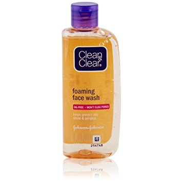 CLEAN & CLEAR FOAMING FACE WASH - 100 ML