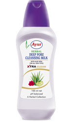AYUR HERBAL DEEP PORE CLEANSING MILK - 100 ML