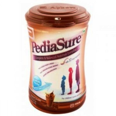 PEDIASURE CHOCOLATE HEALTH DRINK - JAR - 400 GM