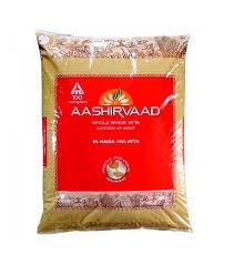 AASHIRVAAD ATTA - ATA - WHEAT - 1 KG