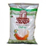 INDIA GATE BASMATI RICE DUBAR - 1 KG