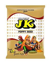 JK POPPY SEED (POSTO) - 100 GM