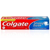 COLGATE STRONG TEETH TOOTHPASTE - 200 GM