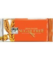 BISK FARM SUGAR FREE BISCUITS - CREAM CRACKER - 300 GM