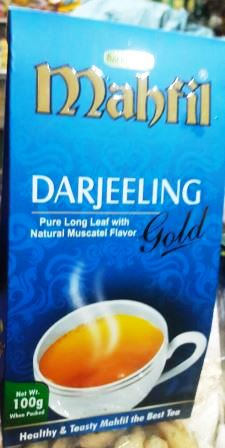 MAHFIL DARJEELING GOLD TEA - 100 GM