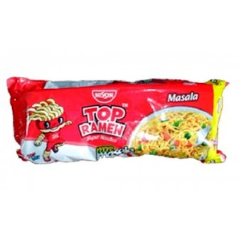 TOP RAMEN SUPER NOODLES MORE MASALA -  420 GM
