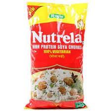 NUTRELA SOYA CHUNKS - 1 KG