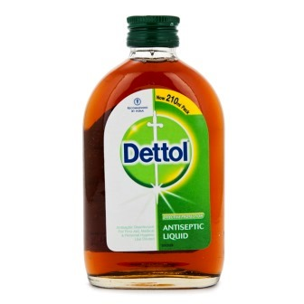 DETTOL ANTISEPTIC LIQUID - 250 ML