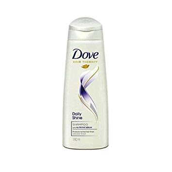 DOVE DAILY SHINE SHAMPOO - 180 ML