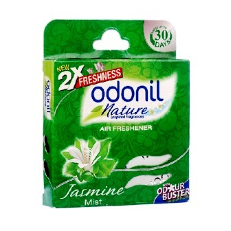 ODONIL NATURE JASMINE MIST AIR FRESHENER (BLOCK) - 50 GM