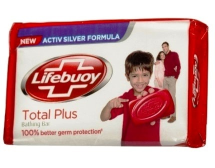 LIFEBUOY TOTAL PLUS SOAP - 30 GM X 2